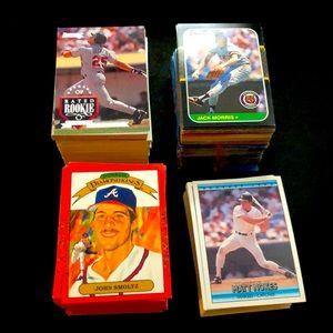 ⚾️ Donruss Baseball Lot - 500+ cards ⚾️